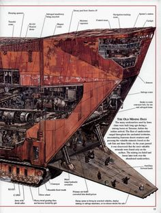 star wars cross sections