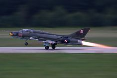 The Aviationist » Poland to modernize its Cold War iconic Su-22 Fitter fighter bombers