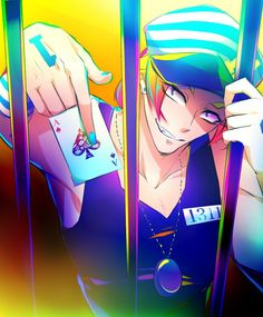 50 Best Nanbaka images in 2019 | Characters, Anime art, Drawings