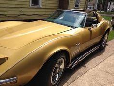 1969 Chevy Corvette for sale (IN) - $13,000 Call Matt @ 260-385-1113