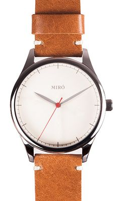 Miro Watches, Creme Honey