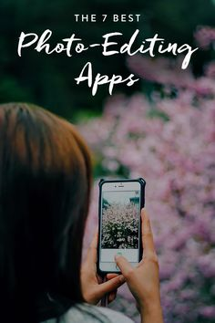 For those pics that just need a little tweaking, look no further: Here are 7 phone apps for all your editing needs.