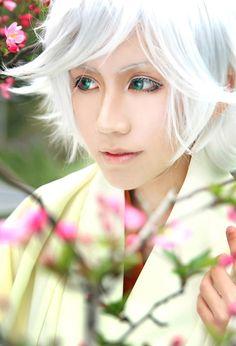 Kami sama Kiss Mizuki cosplay. Who ever did this I give credit lots of credit to them.