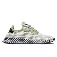 size 40 6c1de aa7d6 adidas Deerupt Runner Olive