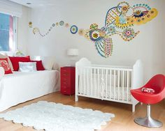 dormitorios para bebe