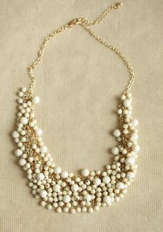 Everyday Decadence Beaded Necklace