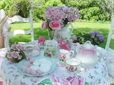 Vintage Tea Parties | Just Eventz