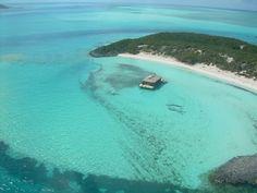 Exumas on the Bahamas...heavenly