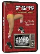 Roller Derby Workout - DVD ... All about the core!!