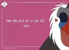 ✨ Síganme como Cįnthyã Peà a Motivational Phrases, Inspirational Quotes, Disney Movies, Disney Pixar, Disney Word, Disney Quotes, Spanish Quotes, Movie Quotes, Memes