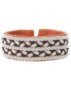 Sami Leather Bracelet - - Farfetch.com