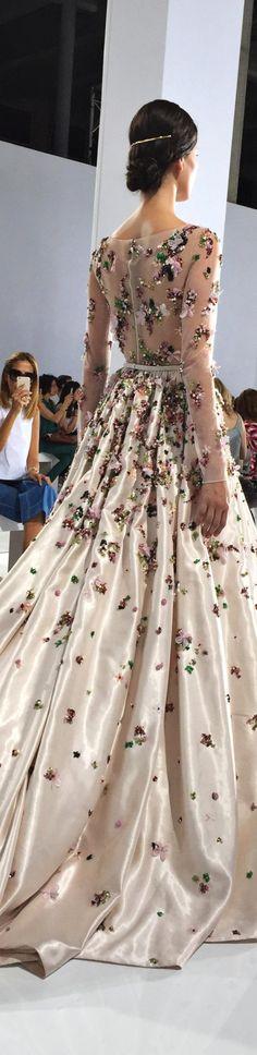 Georges Hobeika Haute Couture Fall 2015