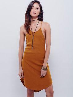 FP Beach Sassy Alexa Dress at Free People Clothing Boutique