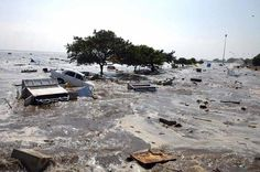 Dec 26, 2004: Tsunami devastates Indian Ocean coast.  A powerful earthquake off the coast of Sumatra, Indonesia, on this day in 2004 sets off a tsunami that wreaks death and devastation across the Indian Ocean coastline. The quake was the second strongest ever recorded and the estimated 230,000 dead made this disaster one of the 10 worst of all time.