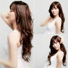 SeoHyun of Girls Generation * love her hair Kpop Girl Groups, Korean Girl Groups, Kpop Girls, Korean Celebrities, Beautiful Celebrities, Celebs, Girls Generation Sunny, Hyun Seo, Snsd Fashion