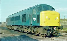 British Rail, Diesel Locomotive, Bahn, Trains, Train