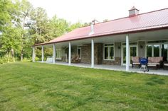 Morton Building Cabin And Pole Barns On Pinterest