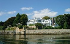 Stonington Estate Rental: Site Of 'mystic Pizza' And 'hope Springs' Movies On The Waterfront | HomeAway