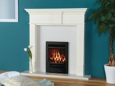Gazco Arts2 Gas Fire - Canterbury Fireplaces Blackburn