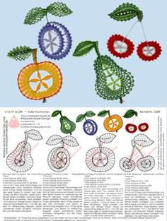 Filet Crochet, Bobbin Lace Patterns, Crochet Patterns, Lace Flowers, Crochet Flowers, Hobbies And Crafts, Diy And Crafts, Lacemaking, Lace Heart