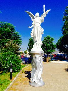 #decorob #statue #angel #foam