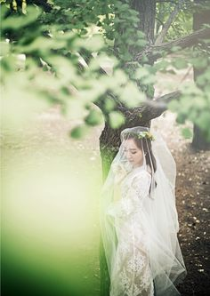 inspiring wedding photography, Korea