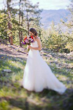 597f770e2ff Natural bridal portrait. Such a beautiful woodland bride. Sunrise  Amphitheater