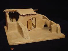 PREHISTORY, Evolution of houses- Jarmo, Iraq (6000-5000 BC)