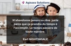 Earl Nightingale, Solution, Facebook, Never Give Up