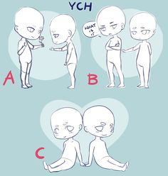 Full-colored pictures from me! Each YCH: SB:15$ MI:2$ AB:100$ (+ you'll get a bust shot of the character you choose for ych) #1- Owner:    &nbs...