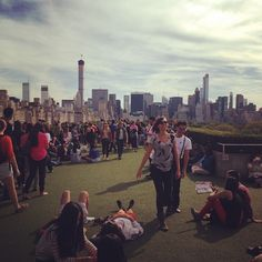 The roof top garden at the #MET remember if you just want to visit the roof you don't have to pay to get in #NYC #newyork #thomascook #thomascookairlines