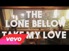 "UNDER THE RADAR: The Lone Bellow – ""Take My Love"".  Brooklyn-based band The Lone Bellow released their soulful sophomore full length Then Came The Morning this year.  Produced by The National's Aaron Dessner, the recording process for Then Came The Morning was an organic one that capitalized on the band's live prowess.  Now, The Lone Bellow has released a lyric video for album track ""Take My Love"" that features behind-the-scenes footage from the writing and recording process, including clips…"