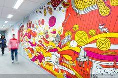 #wall #graphics #environmentalgraphics