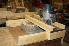 Router Plane Sled - by Kevin @ LumberJocks.com ~ woodworking community