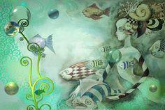 Slippery Fish (A Poem)