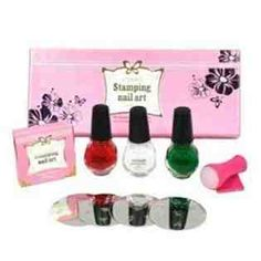 Konad Nail Stamp Kit