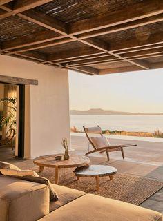 Outdoor Spaces, Outdoor Living, Outdoor Decor, Casa Wabi, Studio Build, Interior And Exterior, Interior Design, Pergola Designs, Pergola Ideas