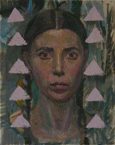Yvette Coppersmith artist https://www.facebook.com/yvettecoppersmithpainting/