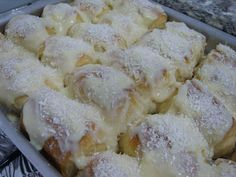 My Daily Bread, Coco, Rolls Recipe, Bread Recipes, Bakery, Food And Drink, Yummy Food, Sweets, Cheese