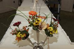 Fall Toss Bouquets (what the Bride tosses to the single ladies)