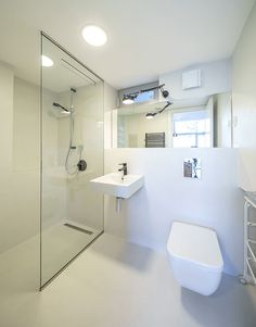 Coating modern bathroom with Microtopping