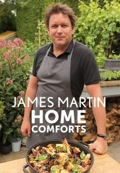 Watch James Martin Home Comfort - Free TV Series Full Seasons Online Perfect Chicken, Perfect Food, James Martin Home Comforts, Crab Risotto, Steak And Chips, Mr Martin, Manchester New, Pork Shoulder Roast, Bacon Sandwich
