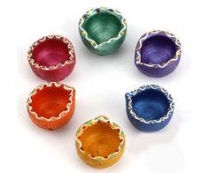 Shop Decoration Of Diya For Diwali Online - Rediff Shopping Diwali Diya, Diwali Gifts, Happy Diwali, Diya Decoration Ideas, Diy Diwali Decorations, Diya Designs, Diwali Festival, Indian Sweets, Stone Crafts