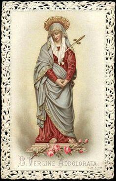 B. Vergine Addolorata