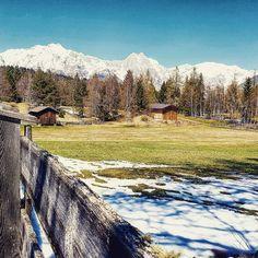 Frühling 🌷 und Winter ❄ zu Besuch in den Alpen. *** Spring 🌷 and winter ❄ on a visit in the alps. - www.seefeld.com - #olympiaregionseefeld #Tirol #Österreich #Urlaub #Reisen #Natur #Berge Tourism, Mountains, Photo And Video, Winter, Nature, Travel, Instagram, Vacation Travel, Alps