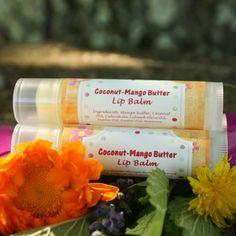 Coconut Mango Butter Lip Balm