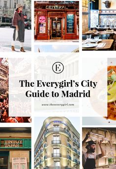 The Everygirl's City Guide to Madrid   The Everygirl