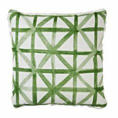 check green cushion $155.00
