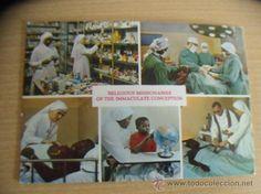GUINEA ECUATORIAL. RELIGIOSOS MISIONEROS DE LA INMACULADA CONCEPCIÓN. 1985 - Foto 1