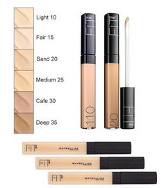 Books in a makeup shop!: Beauty review - Maybelline New York Fit Me Concealer